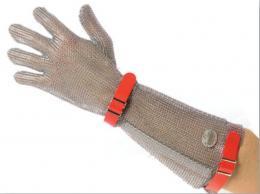 Ochrann� dr�t�n� rukavice Niroflex EASYFIT