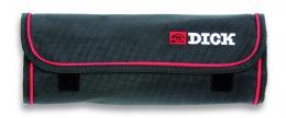 Rolovac� textiln� omyvateln� pouzdro 7 d�ln� pr�zdn� pro n�stroje do 11 cm d�lky �epele - zv�t�it obr�zek